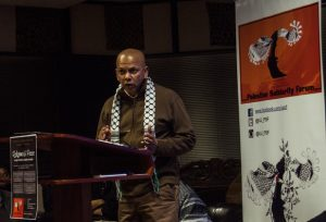 Seminar hosted by the University of Johannesburg Palestine Solidarity Forum (UJ PSF), with veterans of the South African struggle: Yasmin Sooka, Farid Esack, Steven Friedman and Frank Chikane